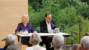 """Peter Schneider liest mit Rita Feldmann aus """"Die Lieben meiner Mutter"""""""