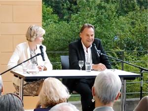 Peter Schneider im Gespräch mit Katarzyna Zorn