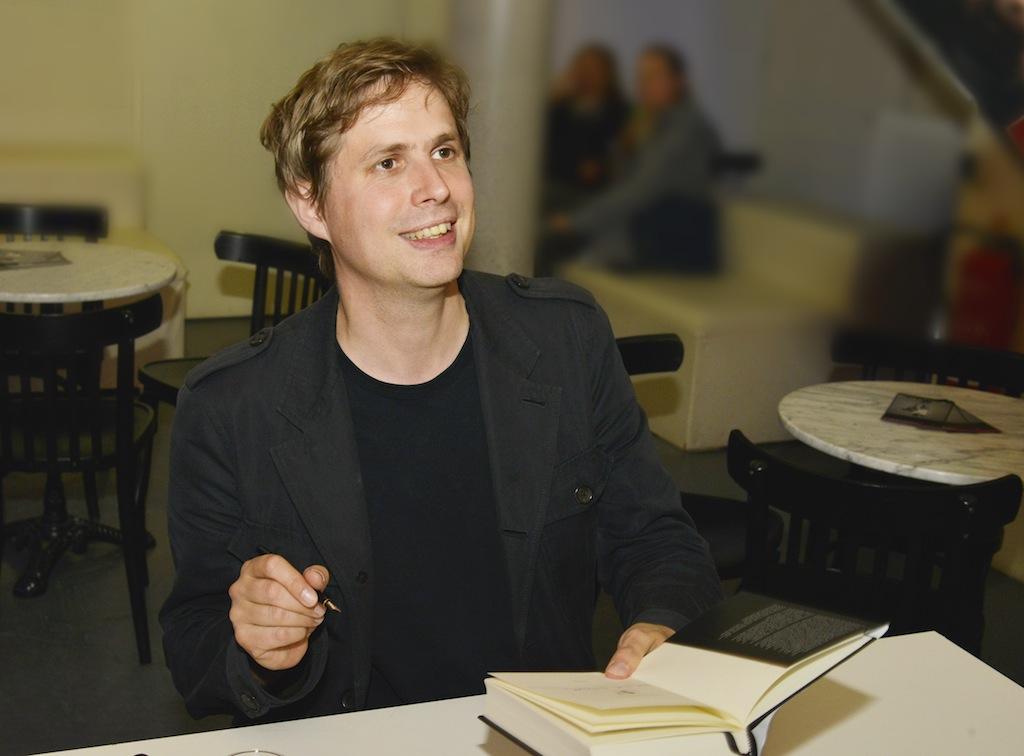 Daniel Kehlmann signiert